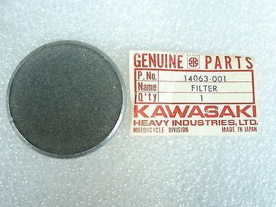 NOS Kawasaki G3 Rubber Air Fliter Cap 14060-001