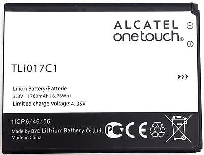 New OEM Alcatel TLi017C1 One Touch OT-5027B Dawn OT-4060O Streak OT-4060A Ideal