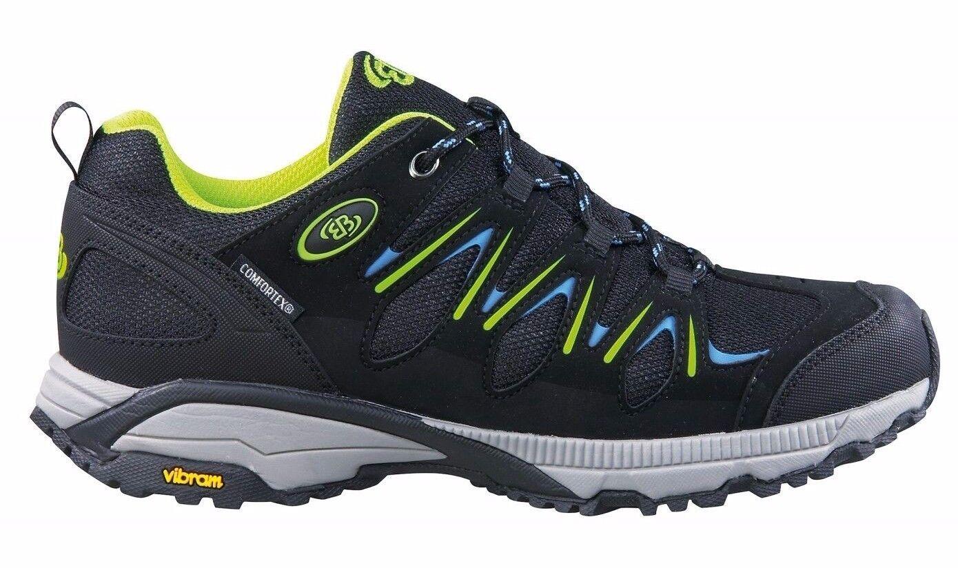 Brütting Trekking Wander Sneaker Größe 36 37  Damen Herren Outdoor TEX