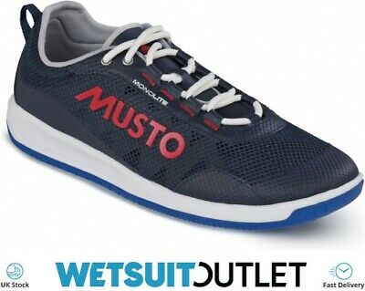 Lightweight Waterproof Sprayproof Musto Gore-Tex Ocean Racer Sailing Yachting and Dinghy Boots Black FUFT001