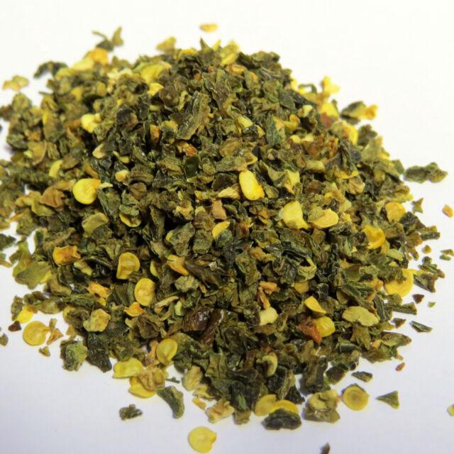 (100g=€6,67)  30g Chilies Jalapenos grün - geschrotet