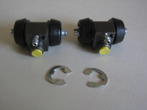 2 X MG MIDGET 1500 BRAKE WHEEL CYLINDERS GWC1129