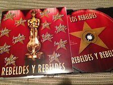 REBELDES Y REBELDES CD ROCKABILLY KONGA 2003 LOQUILLO ERENTXUN MIGUEL RIOS GOÑI