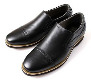 mooda men leather shoes oxfords dress formal loafers