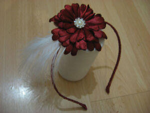 Burgundy-flowergirl-headband-hair-accessories-bridal-headband-aliceband