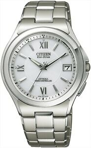 Citizen-ATD53-2842-Attesa-Eco-Drive-Titanium-Men-039-s-Watch-from-Japan-NEW