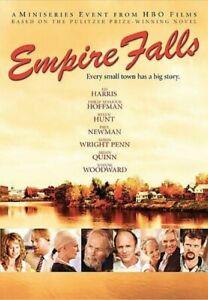 EMPIRE FALLS dvd HBO ed harris PAUL NEWMAN helen hunt R