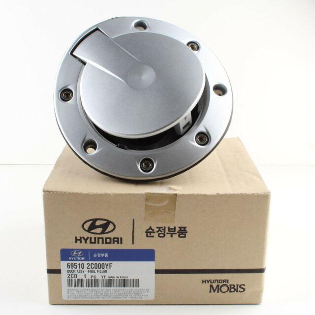 HYUNDAI TIBURON 2003-2008 Genuine OEM Fuel Door Cap Bolts 3pcs