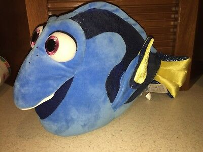 "Build A Bear BAB Disney Pixar Finding Nemo Plush Dory Stuffed Fish 18/"""