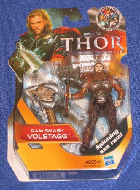 Marvel Studios AVENGERS THOR The Mighty Avenger Fandral Hogun Volstagg Destroyer