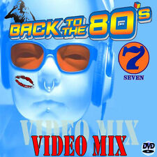 "Dj Video Mix "" BACK TO THE 80s 7 "" 109 Minutes Of Classic Hits!!!"
