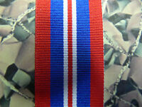 Full Size Medal Ribbon - War Medal 1939 - 1945 WW2