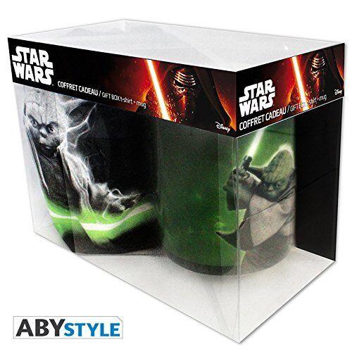 Star Wars Pck Yoda (ts294+ mug039) (X8I)