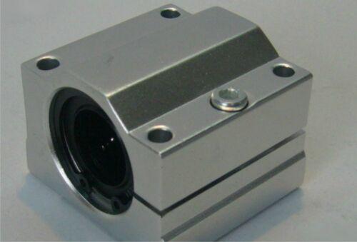scs-aj-20uu para 20 mm ola etscs-aj20uu Subalmacén de forma lineal lineal auto ajustable!!