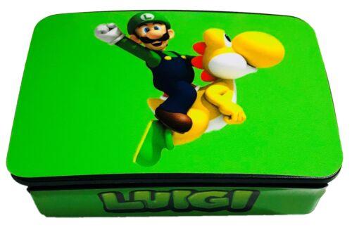 Retro Gaming inspired Luigi Raspberry Pi 3 case Use with Retropie or Kodi