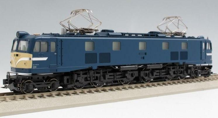 Kato 1-301 Electric Locomotive Type EF58 - HO
