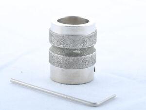 """1"""" Diamond Glass Grinder Radiused Head Bit"""