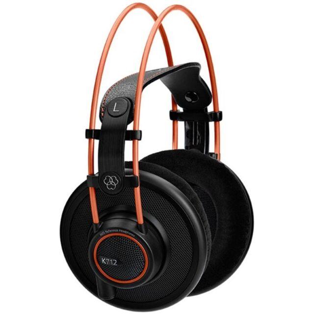 AKG K712 PRO HEADPHONES BLACK