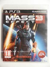 jeu MASS EFFECT 3 sur PS3 playstation 3 en francais game spiel juego action TBE
