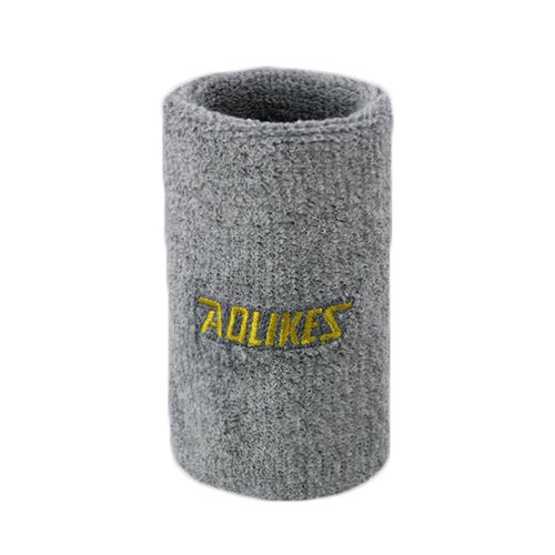 Necessary!Hot!Long Wristband Wipe Sweat Towel Wrist Brace Cotton Tennis Support