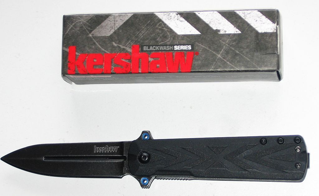 KERSHAW BARSTOW FOLDER MIT ASSISTED OPENING - NEU/OVP