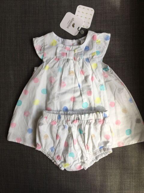 absorba Baby Girls Romper Sets