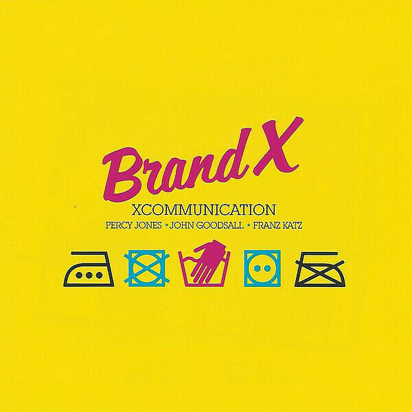 Brand X - X-Communication CD New