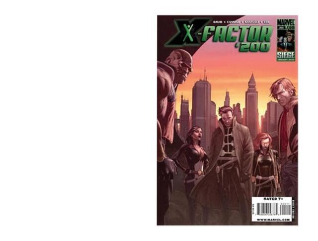 X-Factor #200 Marvel Comics CB3561