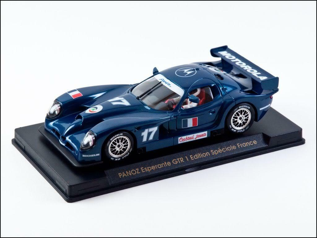 Fly Panoz GTR-1 French Special Edition (E63) - MIB
