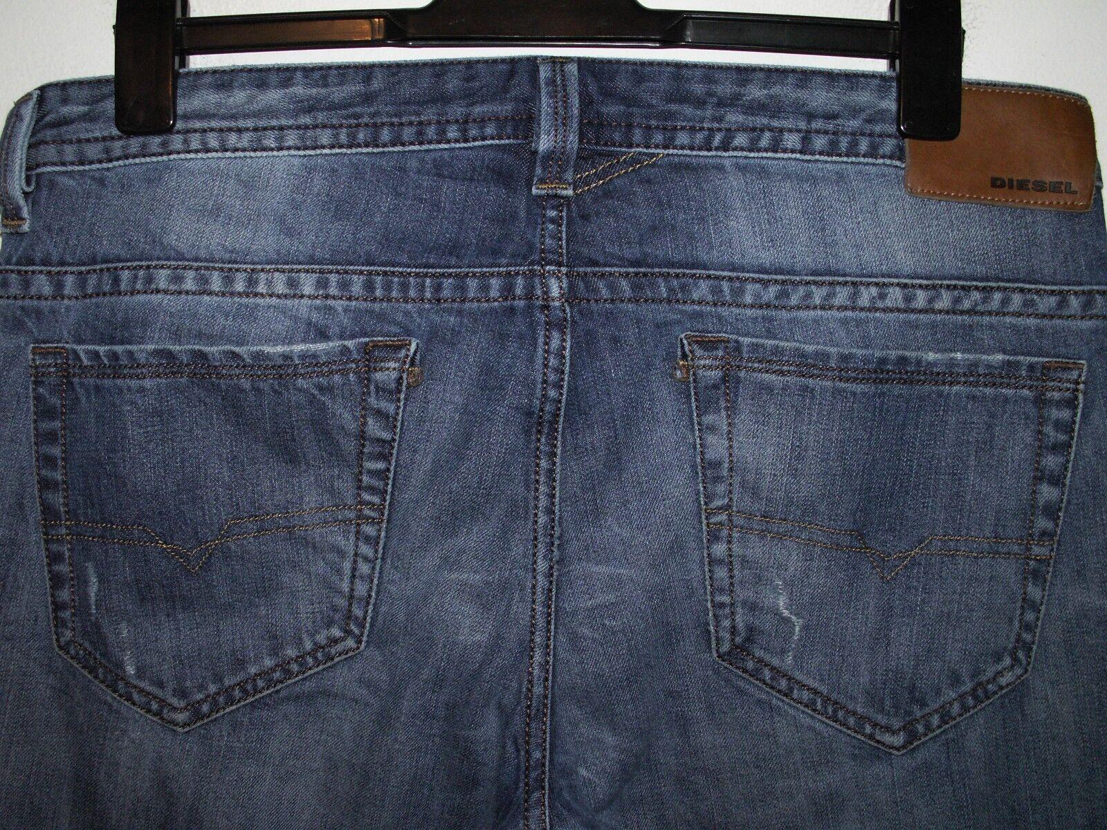 999de207 Diesel thavar slim-skinny fit jeans W34 L32 (a3367) 0805Q wash nzcjcb2394- Jeans
