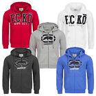 ECKO Unltd Big Brand Full Zip Hoody Kapuzen Sweatshirt Pullover Hood Hoodie neu