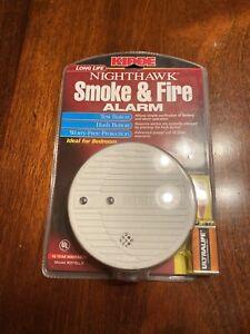 Kidde Smoke Alarm Detector Battery Operated New Sealed 0916lln