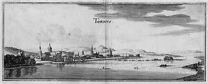 TORNUS-Gravure-originale-du-XVII-siecle