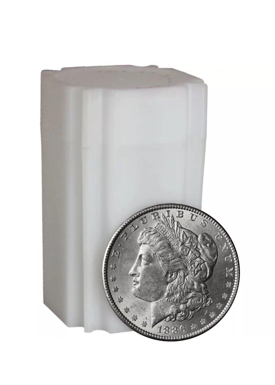 1886 Morgan Silver Dollars Bu Lot Of 20 Ebay
