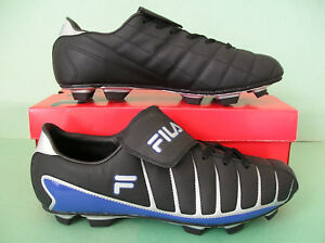 Image is loading RARE-Fila-TORPIDO-SYNTHETIC-Classic-Soccer-Football-Boot- 0d310ccd7f5