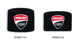 DUCATI-Corse-Manschette-Brems-amp-Kupplungsfluessigkeitsbehaelter-Socken-schwarz