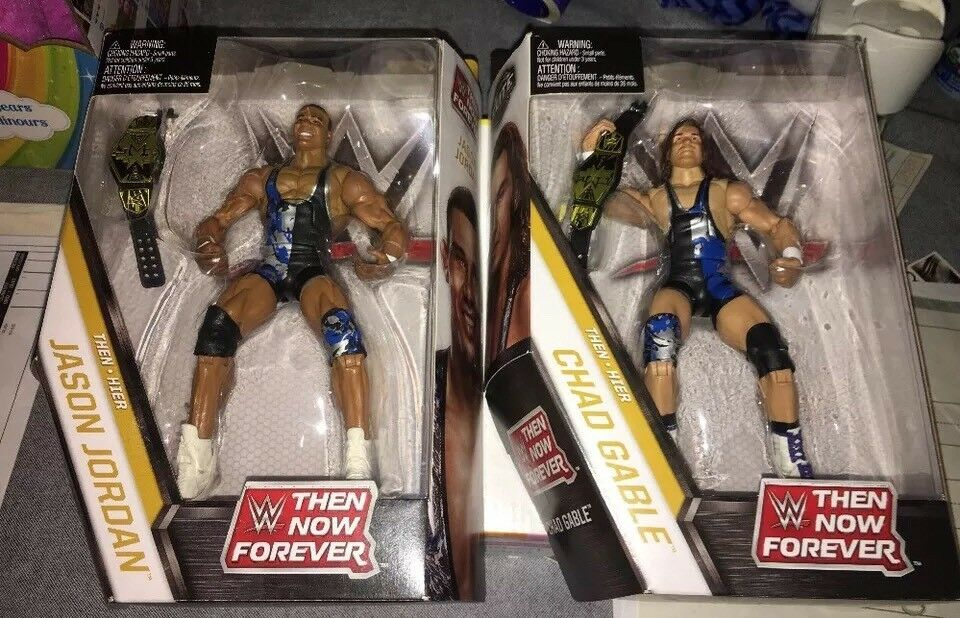 American Alpha Chad Gable Jason Jordan Elite NXT WWE Then Now Forever Canada