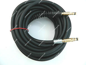 12-M-Tubo-Flexible-Karcher-Fit-Para-Serie-K-lavadoras-a-presion-pistola-de-conexion-rapida-Carrete