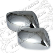 2012-2013 Honda Civic Chrome Door Mirror Covers - 2Pcs