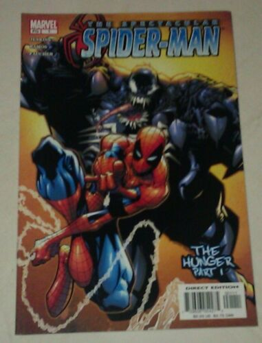 Spectacular Spider-man Vol 2 #1 VF//NM Paul Jenkins Venom Marvel Comics Spiderman