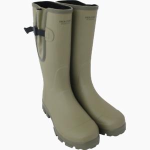 Jack Pyke Ashcombe gousset Wellington Boots-Walking//Pêche//Chasse//Tir
