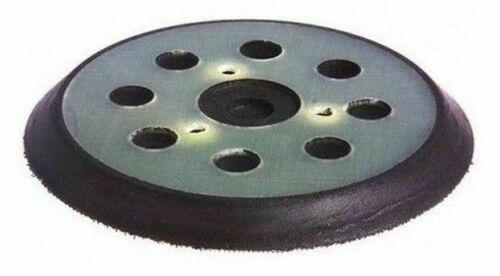 Makita SOFT BACKING PAD 125mm For Random Orbital Sander 197468-0