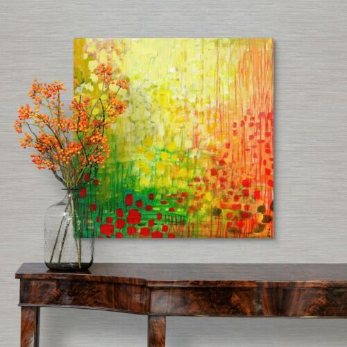Home Decor Immersed II Canvas Wall Art Print