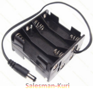 AUSVERKAUF-8x-AA-Batteriehalter-12V-9-6V-Batteriegehaeuse-Batteriefach