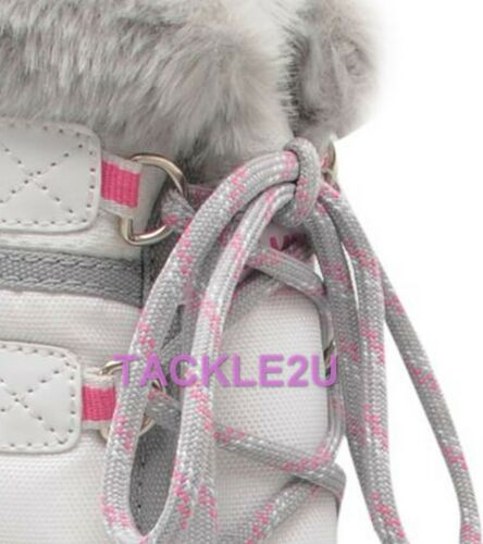 6 5 ice Girls 8 Bn 7 snow Free Boots winter Gift Thermal Ladies nTUO0n