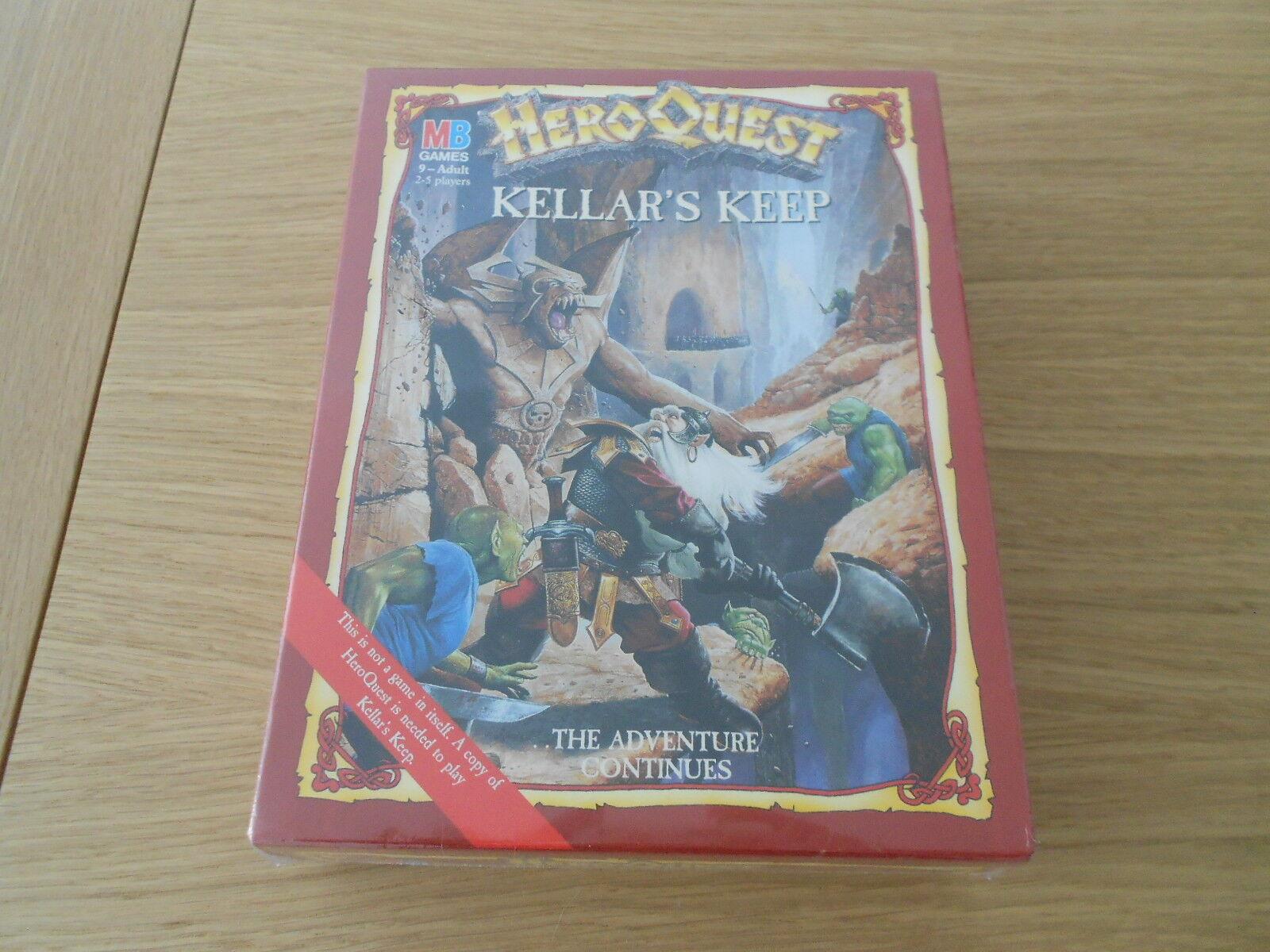 Jeu HEROFRU - Kellar livhander65533;65533; s Keep - La tour de Kellar - MB Jeux arbetarhop - SW