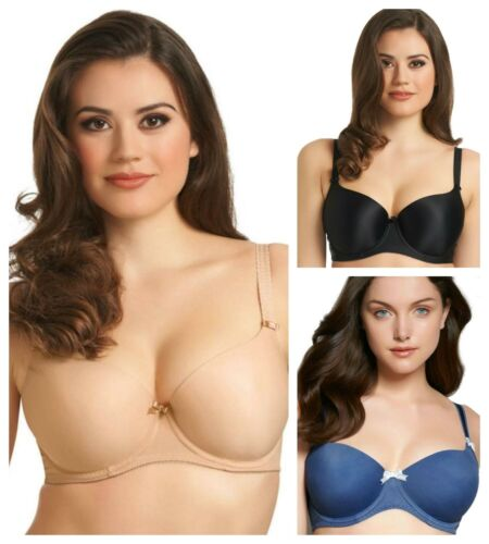 Freya Deco Half Cup Bra 4232 Underwired Moulded Padded Womens Push Up Bra
