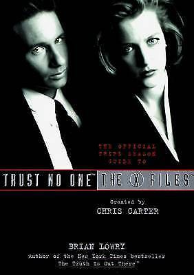 (Good)-X Files: Trust No One (Paperback)-Lowry, Brian-0061053538