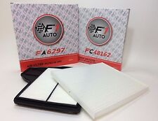 FA46297 FC48162 ENGINE & CABIN FILTER COMBO FITS( 2013 - 2015 4CYL ALTIMA).@@