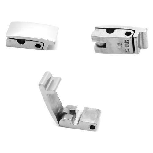 5 ou 10 Fermoir Bracelet Clapet Acier Inoxydable 9 Dimensions au Choix Lot 1